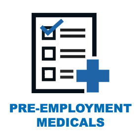 pre-employment-medicals Concordia Medical